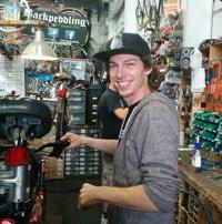 Eric Hayward – Mechanic :